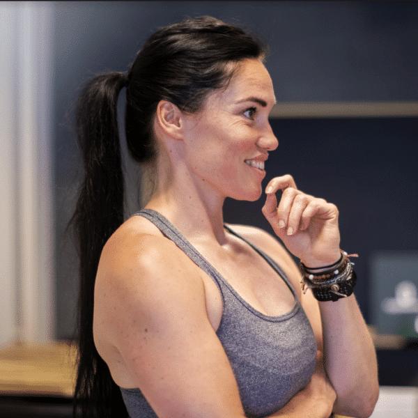 Obstacle running, stoere vrouwen, je hart volgen en diëtiste zijn | Chantal Verwest | transformatie podcast sjanett de geus